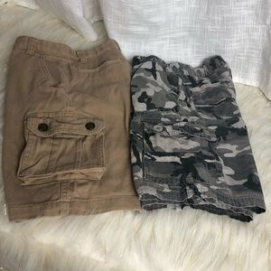 BUNDLE!!! Two shorts for Boys!